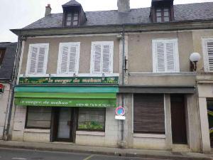 Fonds et murs commerciaux a vendre Mehun-sur-Yèvre 18500 Cher  155872 euros