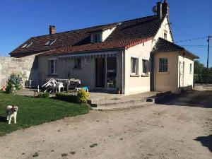 Maison a vendre Theillay 41300 Loir-et-Cher 100 m2 6 pièces 114672 euros