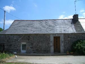 Maison a vendre La Chapelle-Neuve 22160 Cotes-d'Armor 75 m2 3 pièces 64000 euros