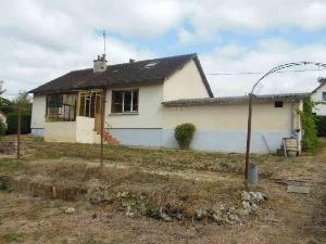 Maison a vendre Douy 28220 Eure-et-Loir 73 m2 3 pièces 107000 euros