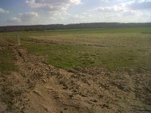 Terrain a batir a vendre Douy 28220 Eure-et-Loir 800 m2  41500 euros
