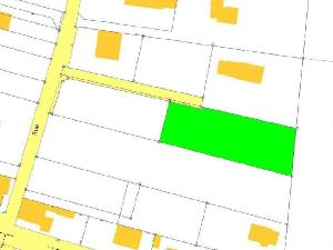 Terrain a batir a vendre Plouhinec 29780 Finistere 1259 m2  40450 euros