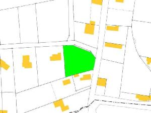 Terrain a batir a vendre Plozévet 29710 Finistere 1088 m2  46110 euros