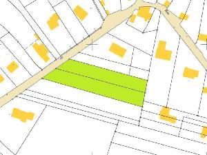 Terrain a batir a vendre Plouhinec 29780 Finistere 1860 m2  58022 euros