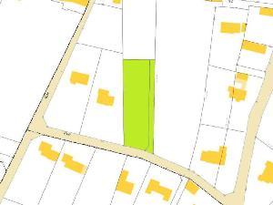 Terrain a batir a vendre Plouhinec 29780 Finistere 1163 m2  43147 euros