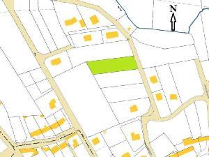 Terrain a batir a vendre Pouldreuzic 29710 Finistere 1390 m2  48618 euros