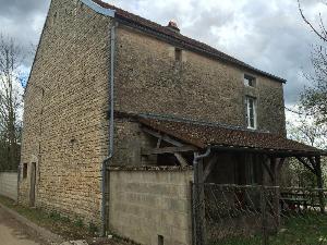 Maison a vendre Gevrolles 21520 Cote-d'Or 80 m2 3 pièces 75000 euros