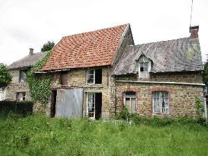 Maison a vendre Subligny 50870 Manche 85 m2 3 pièces 47700 euros