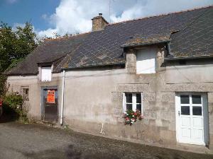 Maison a vendre Pleugriffet 56120 Morbihan 2 pièces 23320 euros
