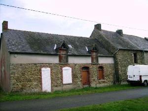 Maison a vendre Ménéac 56490 Morbihan 36 m2 2 pièces 32480 euros