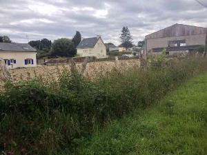 Terrain a batir a vendre Scaër 29390 Finistere 800 m2  15897 euros
