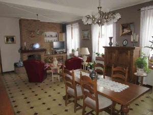 Maison a vendre Noeux-les-Mines 62290 Pas-de-Calais 124 m2 7 pièces 145600 euros