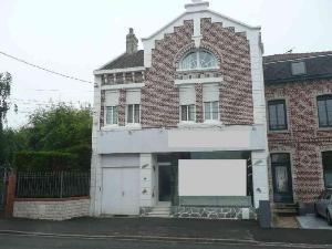Maison a vendre Bully-les-Mines 62160 Pas-de-Calais 100 m2 5 pièces 166000 euros
