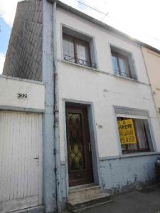 Maison a vendre Chocques 62920 Pas-de-Calais 69 m2 4 pièces 63200 euros