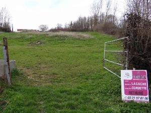 Terrain a batir a vendre Nédonchel 62550 Pas-de-Calais 4680 m2  88922 euros
