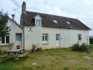 Maison a vendre Saint-Germain-sur-Sarthe 72130 Sarthe 150 m2 6 pièces 129746 euros