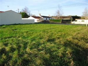 Terrain a batir a vendre Saint-Jean-de-Monts 85160 Vendee 424 m2  88716 euros