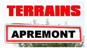 Terrain a batir a vendre Apremont 85220 Vendee 459 m2  37100 euros