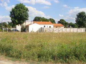Terrain a batir a vendre Challans 85300 Vendee 733 m2  83772 euros