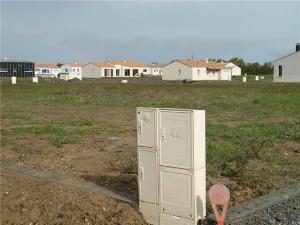 Terrain a batir a vendre La Garnache 85710 Vendee 546 m2  46738 euros