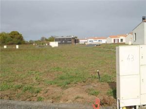 Terrain a batir a vendre La Garnache 85710 Vendee 541 m2  46310 euros