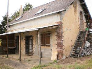 Maison a vendre Évaillé 72120 Sarthe 4 pièces 52872 euros
