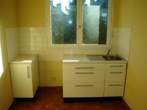 Location appartement Fougères 35300 Ille-et-Vilaine 41 m2 2 pièces 280 euros