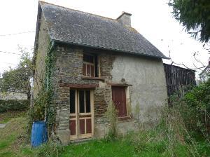 Maison a vendre Pleugueneuc 35720 Ille-et-Vilaine 40 m2 1 pièce 31800 euros