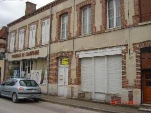 Maison a vendre Plancy-l'Abbaye 10380 Aube 11 pièces 94060 euros