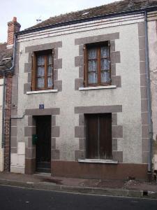 Maison a vendre Courtalain 28290 Eure-et-Loir 63 m2 2 pièces 64000 euros
