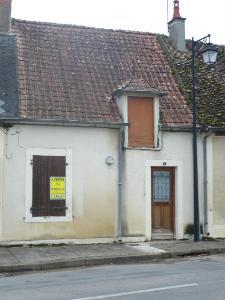 Maison a vendre Menetou-Couture 18320 Cher 2 pièces 31800 euros