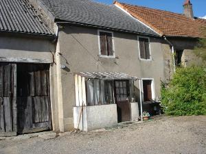 Maison a vendre Collonge-la-Madeleine 71360 Saone-et-Loire 88 m2 5 pièces 70000 euros