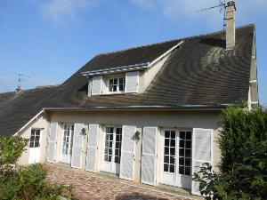 Location maison Nogent-le-Rotrou 28400 eure-et-loir 120 m2 5 pièces 680 euros