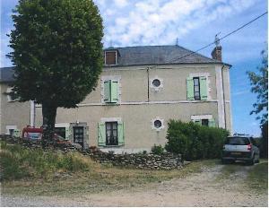 propriete a vendre Pionnat 23140 Creuse 350 m2 10 pièces 175000 euros