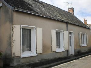 Maison a vendre Volnay 72440 Sarthe 4 pièces 78622 euros