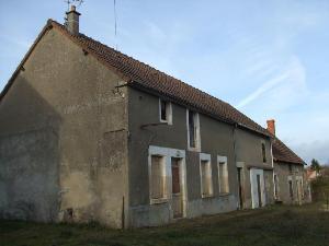 Maison a vendre Pougny 58200 Nievre 5 pièces 135250 euros