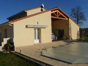 Maison a vendre Saint-Paul-des-Landes 15250 Cantal 7 pièces 253692 euros