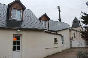 Maison a vendre Chambon-sur-Cisse 41190 Loir-et-Cher 89 m2 4 pièces 156000 euros