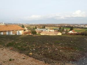 Terrain a batir a vendre Crêches-sur-Saône 71680 Saone-et-Loire 525 m2  68000 euros