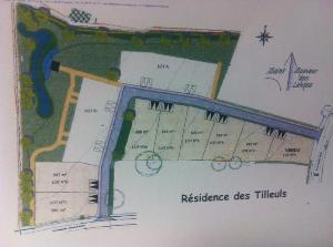 Terrain a batir a vendre Saint-Sauveur-des-Landes 35133 Ille-et-Vilaine  37126 euros
