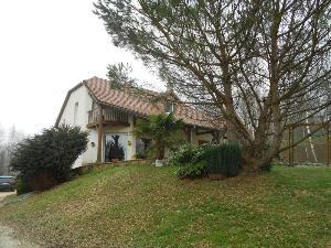 Maison a vendre Bruailles 71500 Saone-et-Loire 187 m2 7 pièces 238000 euros