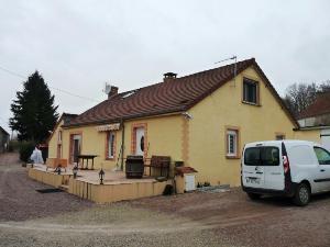 Maison a vendre Épinac 71360 Saone-et-Loire 169 m2 6 pièces 187000 euros