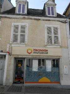 Location fonds et murs commerciaux Nogent-le-Rotrou 28400 Eure-et-Loir 35 m2  390 euros