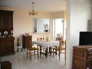 Appartement a vendre Chalon-sur-Saône 71100 Saone-et-Loire 91 m2  119820 euros