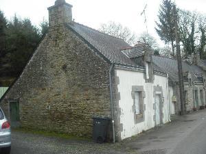 Maison a vendre Bubry 56310 Morbihan 2 pièces 19080 euros
