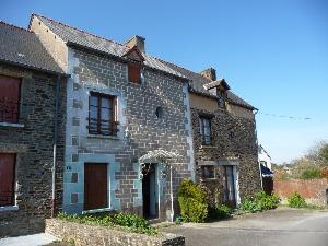 Maison a vendre Pleugueneuc 35720 Ille-et-Vilaine 100 m2 5 pièces 94072 euros