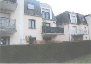 Appartement a vendre Vernon 27200 Eure 50 m2 2 pièces 135200 euros