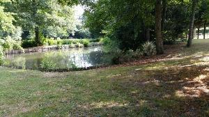 Terrains de loisirs bois etangs a vendre Saint-Denis-des-Coudrais 72110 Sarthe 2210 m2  14640 euros