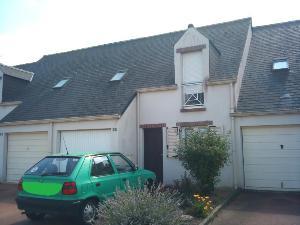 Location maison Nogent-le-Rotrou 28400 eure-et-loir 80 m2 4 pièces 600 euros