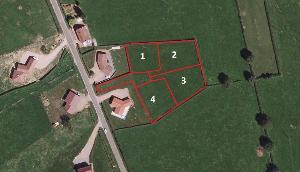 Terrain a batir a vendre Saint-Christophe-en-Brionnais 71800 Saone-et-Loire 1000 m2  24380 euros